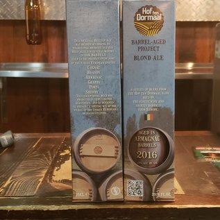 Hoften Dormaal Belg. Golden Ale Armagnac Barrel (2016) 12% ABV Bottle 750 ML