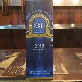 Firestone Firestone 23 (XXIII) Anniversary Ale 11.5% ABV 12 oz Bottle