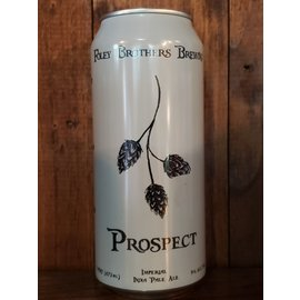 Foley Brothers Prospect Imperial IPA, 9% ABV, 16oz Can