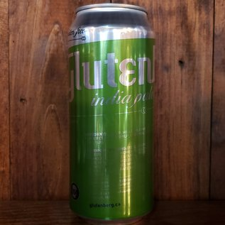 Glutenberg IPA Gluten Free, 6% ABV, 16oz Can