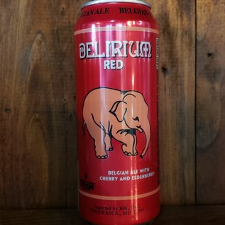 Huyghe Brewery Delirium Red Fruit Beer, 8% ABV, 500ml Can