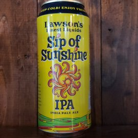 Lawson's Finest Liquids Sip of Sunshine DIPA, 8% ABV, 16oz Can