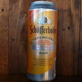 Schofferhofer Grapefruit Hefeweizen, 3.2% ABV, 500ml Can