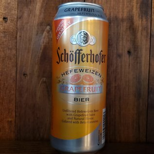 Radeberger Gruppe Schofferhofer Grapefruit Hefeweizen, 3.2% ABV, 500ml Can