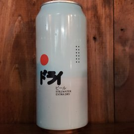 Stillwater Extra Dry Saison, 4.2% ABV, 16oz Can