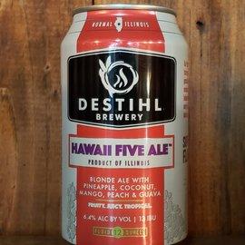 Destihl Hawaii Five Ale Blond Ale, 6.4% ABV, 12oz Can