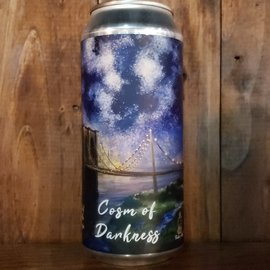 Timber Ales Cosm Of Darkness Stout, 12% ABV, 16oz Can