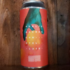 Public Access Liquids Constellate Pale Lager, 5% ABV, 16oz Can