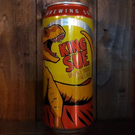Toppling Goliath Brewing Co King Sue DIPA, 7.8% ABV, 16oz Can
