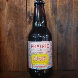 Prairie Artisian Ales Bomb! Stout, 12% ABV, 12oz Bottle