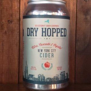 Descendant Cider Company Descendant Dry Hopped Cider, 6.5% ABV, 12oz Can