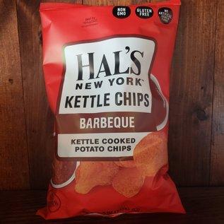 Hal's Kettle Chips Hal's New York Barbeque Kettle Potato Chips 5 oz