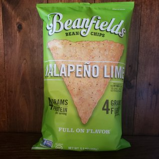 Beanfields Bean Chips Jalapeno Lime 5.5 oz