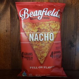 Beanfields Bean Chips Nacho 5.5 oz Bag