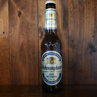Weihenstephaner Weihenstephaner Hefe-Weiss 5.4% ABV 11.2 oz bottle
