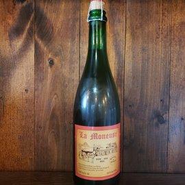 La Moneuse Saison 8% ABV 25 oz Bottle