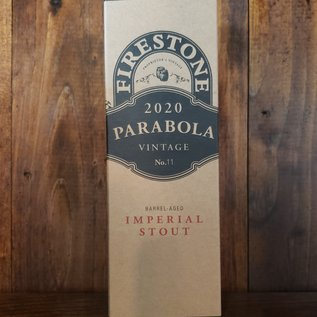 Firestone Firestone Walker Parabola 2020, Russian Imperial Stout Aged in Bourbon Barrels 13.6% ABV, 12 oz Bottle