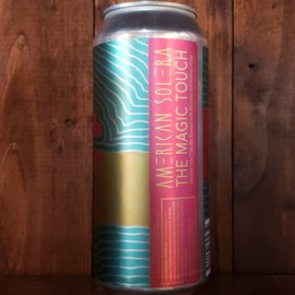 American Solera The Magic Touch DIPA, 8.2% ABV, 16oz Can
