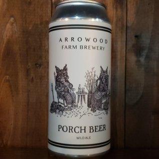 Porch Beer Wild Ale 4.8% ABV 16oz Can