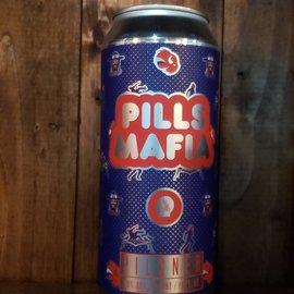 Thin Man Brewery Thin ManPills Mafia, 4.9% ABV, 16oz Can