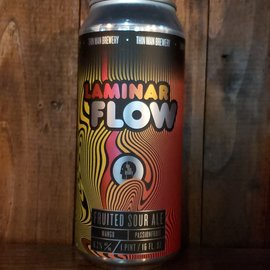 Thin Man Brewery Laminar Flow Sour Ale, 6.2% ABV, 16oz Can