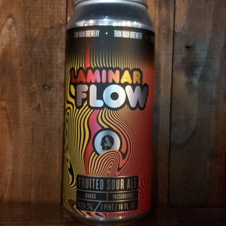 Thin Man Brewery Laminar Flow Sour Ale, 6.2% ABV, 16oz Can