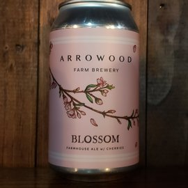 Blossom Farmhouse Ale, 5% ABV, 12oz Can