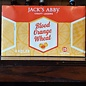 Jack's Abby Craft Lagers Blood Orange Wheat, 4% ABV, 15pk Cans