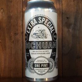 Edmund's Oast Brewing Co Extra Special Sichuan English- Style Ale, 5.5% ABV, 16oz Can