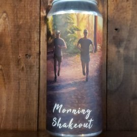 Timber Ales Morning Shakeout Stout, 8% ABV, 16oz Can