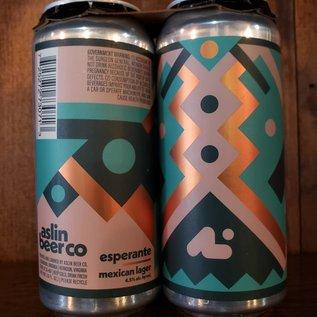 Aslin Beer Company Esperante Lager, 4.5% ABV, 16oz Can