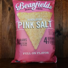 Beanfields Himalayan Pink Salt Bean Chips, 5.5oz Bag