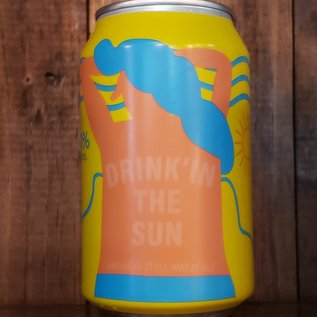 Mikkeller Drink'in The Sun American Wheat Ale, 0.3% ABV, 330ml Can