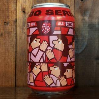 Mikkeller Mikkeller Limbo Raspberry Sour Ale, 0.3% ABV, 330 ml Can