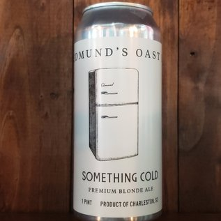 Edmund's Oast Brewing Co Something Cold Blonde Ale, 5% ABV, 16oz Can