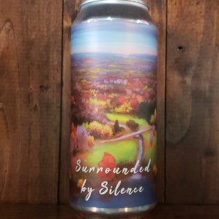Timber Ales Surrounded By Silence IPA, 7% ABV, 16oz Can