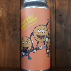 """Hoof Hearted Brewing Everybody Wants Some!! """"Citra"""" DIPA, 8% ABV, 16oz Can"""