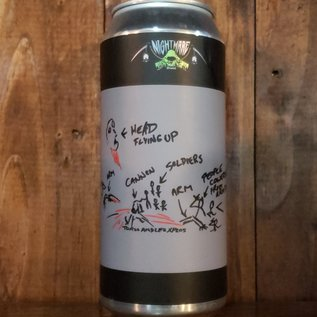 Nightmare Brewing Blowing From A Gun QDH DIPA, 10.5% ABV, 16oz Can