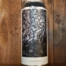Evil Twin NYC People Power DDH IPA, 7.2% ABV, 16oz Can