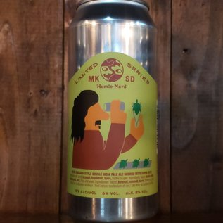 Mikkeller Brewing San Diego Mikkeller Humle Nord Zappa DIPA, 8% ABV, 16oz Can