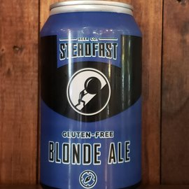 Steadfast Gluten-Free Blonde Ale, 5% ABV, 12oz Can