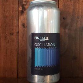 Finback Oscillation 021 DIPA, 8% ABV, 16oz Can