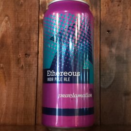 Proclamation Ale Company Ethereous NE IPA, 6.6% ABV, 16oz Can