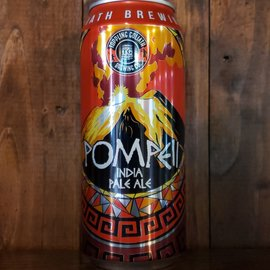 Toppling Goliath Brewing Co Pompeii IPA, 5.8% ABV, 16oz Can