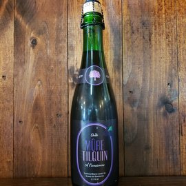 Gueuzerie Tilquin Oude Mûre Tilquin à l'Ancienne Lambic, 6% ABV, 12.7oz Bottle