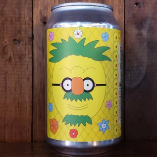 Prairie Artisian Ales Prairie-Pineapple Upside-Down Cake Sour Ale, 4.9% ABV, 12oz Can