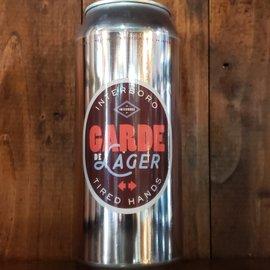 Interboro Interboro-Garde De Lager Biere de Garde, 5% ABV, 16oz Can