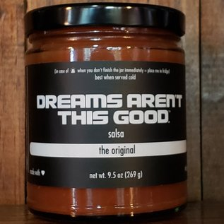 Dreams Aren't This Good Salsa The Original, 9.5oz Jar