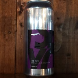 Finback Finback-I See You DIPA, 8% ABV, 16oz Can