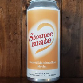Evil Twin NYC Evil Twin-Stoutee Mate Toasted Marchmallow Mocha Stout, 13% ABV, 16oz Can